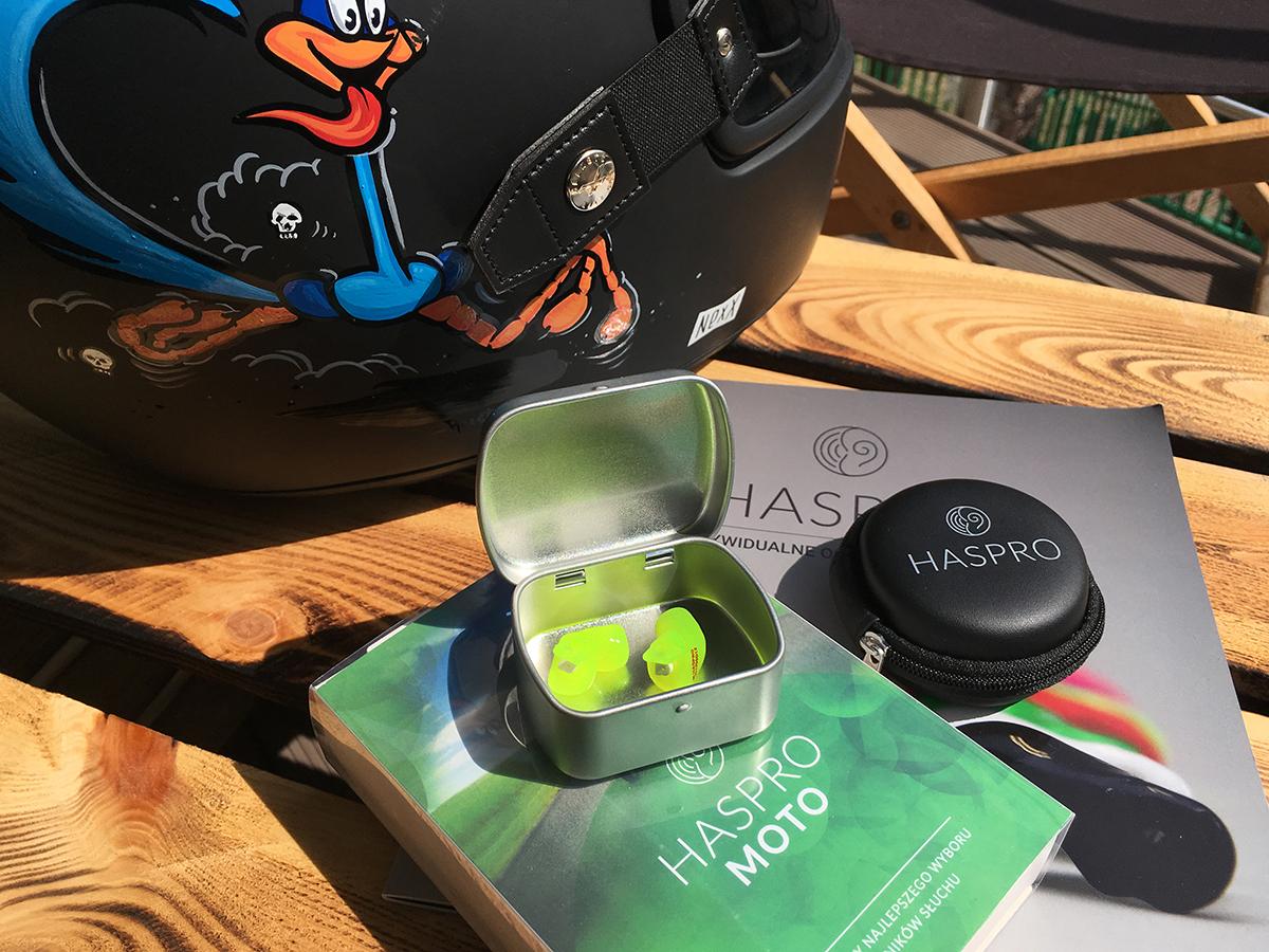 haspro moto - ochronniki dla motocyklistów
